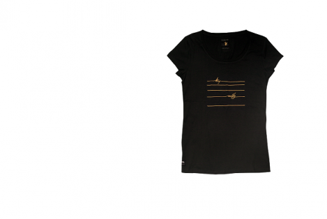 Manera T-Shirt Women black
